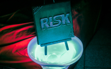 RISK Birthday  #1 @ Atheneum – Dijon – 24 Avril 2015 – Louise Vayssié
