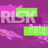 Risk Party : Studyman + Saïmoon
