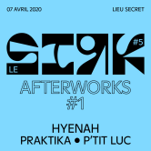 Report – Le SIRK #5 – Afterwork #1
