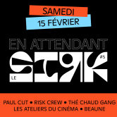 Thé Chaud invite En Attendant Le SIRK