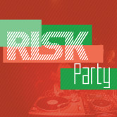 Risk party invite Olivier Romero + Andreas.