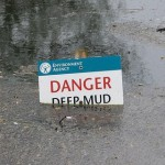 Mud deep RISK